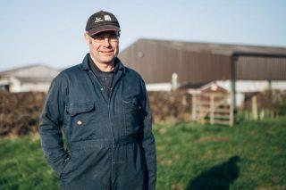 O reto das vacas que produzan unha tonelada de graxa e proteína ao ano
