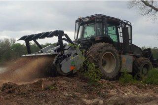 Millares Torrón presenta la gama de trituradoras forestales FAE