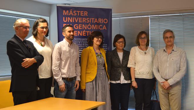 Organizan en Galicia o primeiro máster en xenómica e xenética