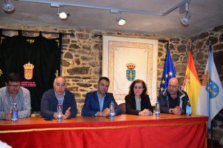 O concurso galego de Raza Frisona celebrarase en Santa Comba os días 24 e 25 de novembro