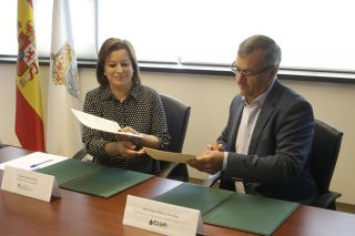Convenio entre la cooperativa CLUN y la Xunta para avanzar en la igualdad de la mujer rural