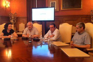 La Diputación de Pontevedra apuesta por la profesionalización de los viticultores de la IGP Ribeiras do Morrazo