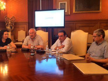 A Deputación de Pontevedra aposta pola profesionalización dos viticultores da IXP Ribeiras do Morrazo