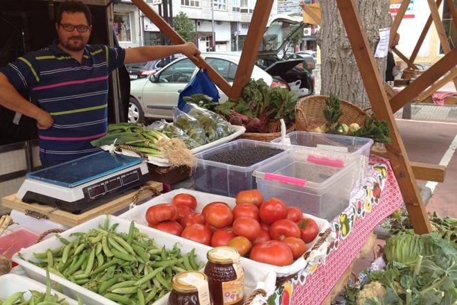 Preocupación entre los agricultores que hacen venta directa en los mercados tradicionales