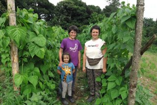 Xornada de portas abertas en granxas da Mariña e de Asturias