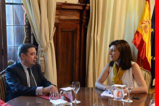 Las demandas que le trasladó la Xunta al nuevo ministro de Agricultura