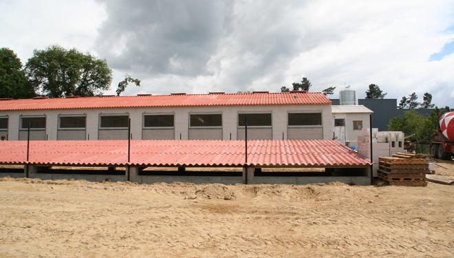 Un nuevo cebadero situado en Silleda.