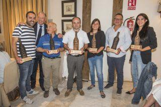 Lagar do Vento Peizas e Viña Garoña premiados como mellores viños de Ribeira Sacra