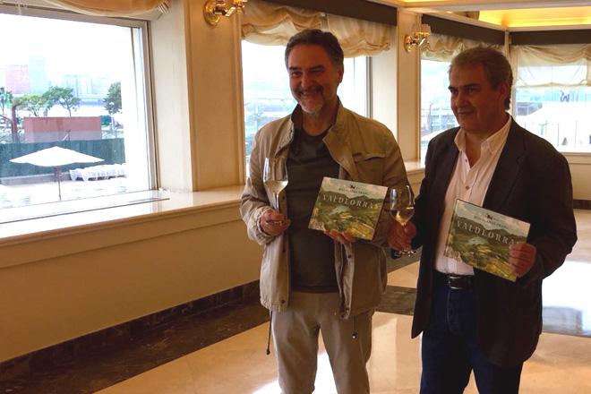 Literatura e cata aberta ao público para presentar os viños de Valdeorras na Coruña