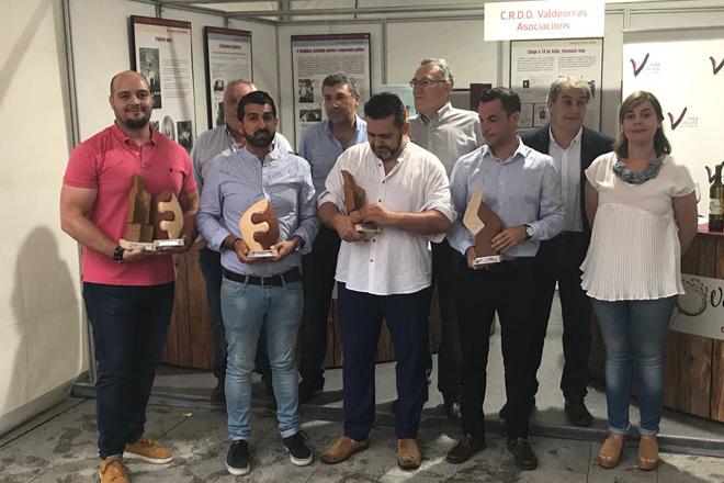 Sampayolo Garnacha e Viñaredo, mellores viños de Valdeorras