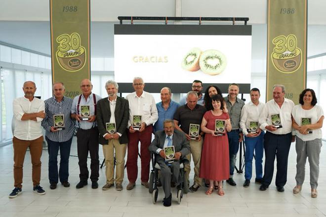 A empresa galega Kiwi Atlántico celebra os seus 30 anos como líder no sector
