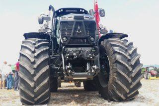Valoración positiva de la feria de maquinaria agrícola de Mazaricos