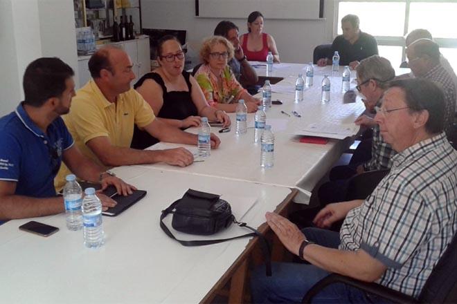 Valdeorras solicita axudas de Medio Rural para os viñedos con mildeu