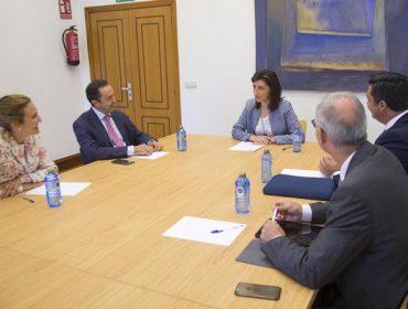 Covap mantiene un encuentro con Medio Rural sobre la planta de Meira