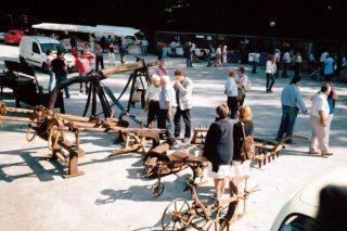 Samos celebra o 12 de agosto a súa Feira de Produtos Artesanais