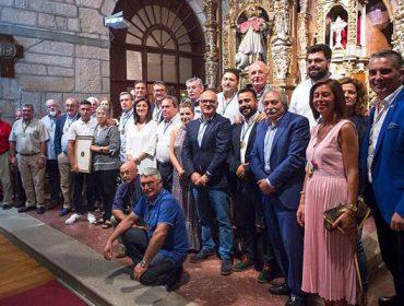 Arranca a XIII Feira do Viño de Monterrei co nomeamento de catro novos confrades
