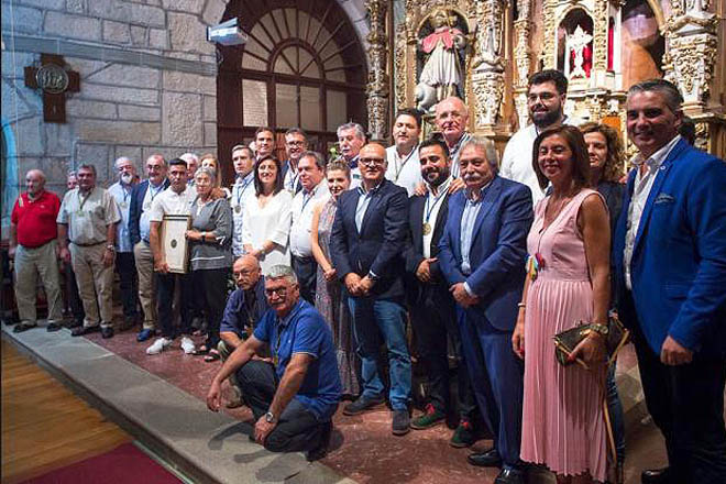 Arranca la XIII Feria do Viño de Monterrei con el nombramiento de cuatro nuevos cofrades