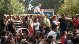 Público asistente al Festival Agrocuir. FOTO: Coral Ortiz.