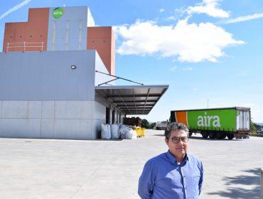 Aira presenta un balance positivo tras un año de la fusión cooperativa