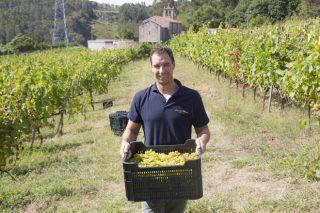 """""""En Betanzos levamos producindo viño dende hai máis de 1200 anos"""""""