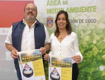 Xornada gratuíta este xoves en Lugo sobre as posibilidades do aproveitamento da resina