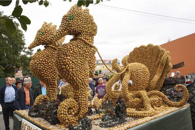Amplo programa de actividades esta fin de semana na Festa da Pataca de Coristanco