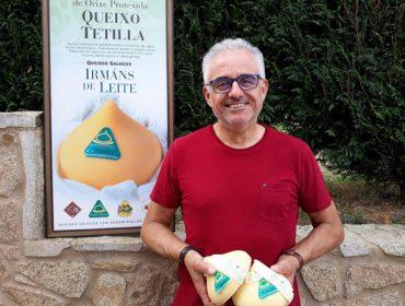 La DO Queso Tetilla se recupera y prevé certificar este año 2 millones de quesos