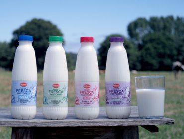 Lidl prevé que as vendas do seu leite fresco de pastoreo suban até un 30%