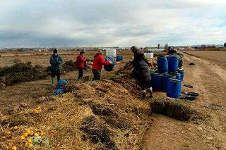 El agrocompostaje, un posible complemento de renta en el campo