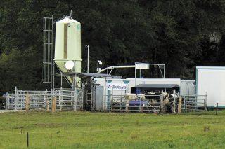 Xornada sobre o uso de robot de muxido en vacún de leite en pastoreo