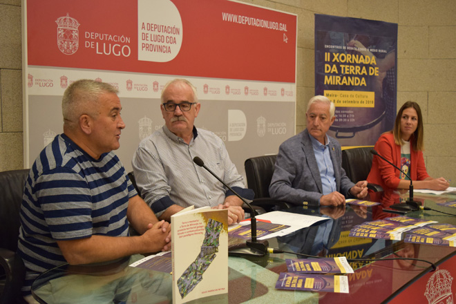 El futuro del medio rural, a debate en la II Jornada de la Terra de Miranda