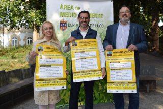 Jornadas  Apícolas este fin de semana en Lugo