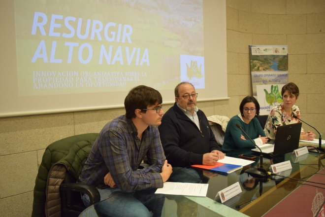 Proyecto pionero para crear un banco de tierras abandonadas en 5 ayuntamientos gallegos y 3 asturianos