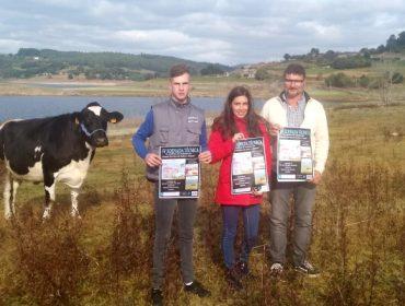 Presentan o programa da xornada de Africor Pontevedra sobre vacún de leite