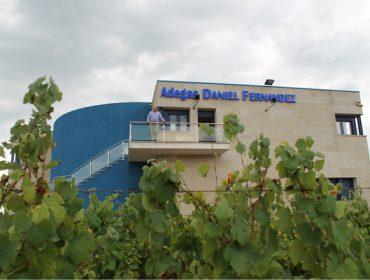 Adega Daniel Fernández, viños de excelencia xa dende as primeiras colleitas