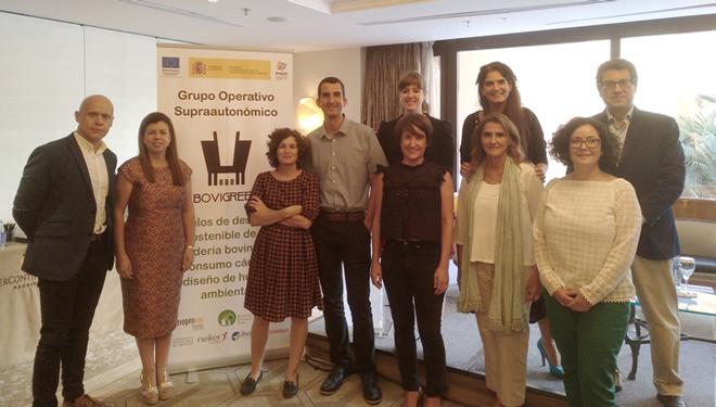 Bovigreen, un proxecto para reducir a pegada ambiental en bovino de carne