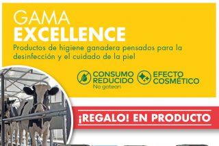 Promoción especial de productos de higiene ganadera