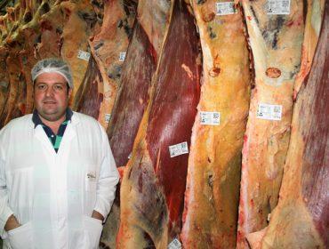 """""""Por fin a carne de vaca galega estase poñendo de moda"""""""