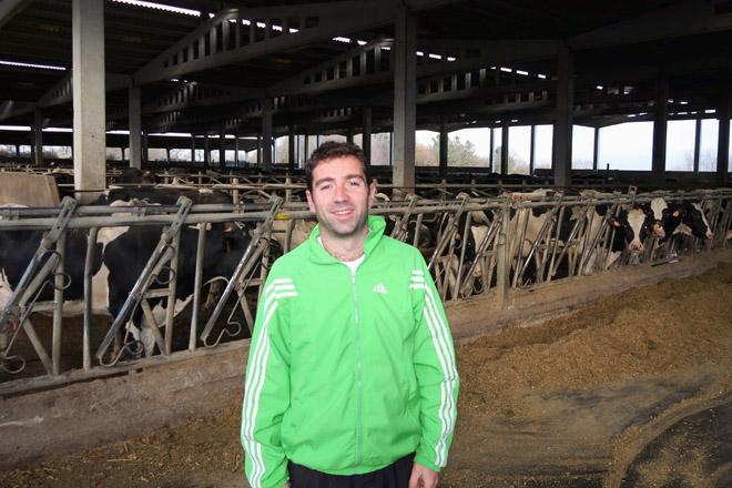 Prolesa SAT, unha das maiores explotacións leiteiras da provincia de Lugo