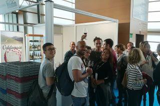 Os viños de Valdeorras centran a atención no salón gastronómico de San Sebastián