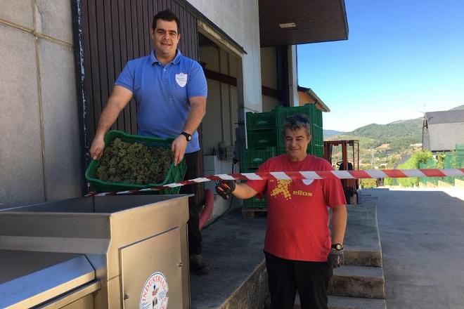 Bodega Eladio Santalla: Un exemplo de relevo xeracional que aposta polo Godello de Valdeorras