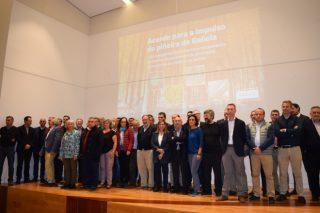 Acuerdo histórico para impulsar la recuperación de los bosques de pino en Galicia