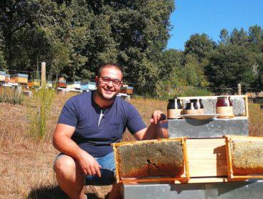 Ecomel: Recuperando la producción de miel ecológica en el parque natural del Xurés