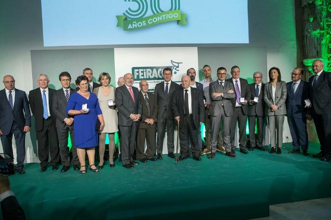 Feiraco celebra os seus 50 anos redobrando a súa aposta por darlle valor ao leite galego
