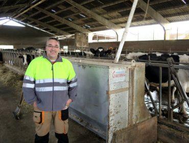 Gandería Herdeiro SC: 42 litros por vaca co sistema Kempen