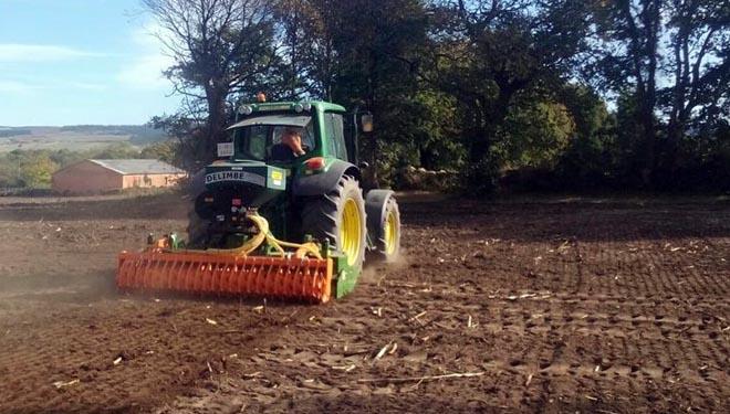 Millares Torrón, importador das sementadoras Delimbe, acoplables a equipos de laboreo