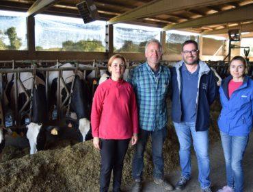 SAT Sampérez: Una ganadería creada para producir sólidos lácteos