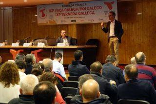A IXP Vaca Galega / Boi Galego consolídase no agro con 600 ganderías inscritas