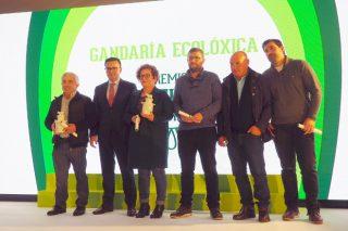 Listado de ganderías de Galicia gañadoras dos premios á mellor calidade sanitaria do leite 2018