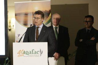 Os fabricantes galegos de pensos celebran o seu 40 aniversario